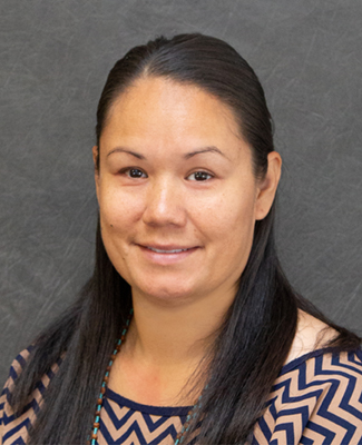 Tulalip Tribal Court Director Alicia Horne